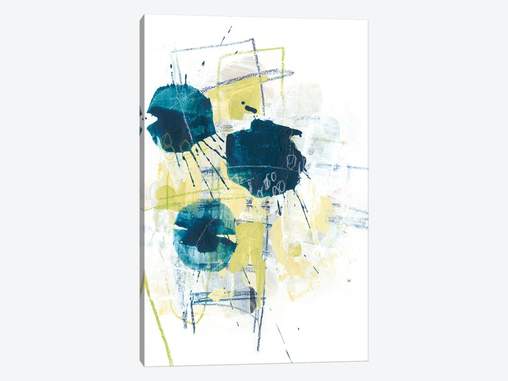 Orbital Array I by June Erica Vess 1-piece Canvas Art