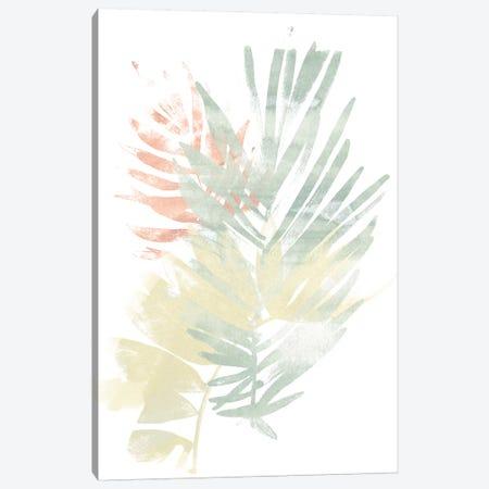 Pastel Tropics I Canvas Print #JEV1344} by June Erica Vess Canvas Art Print