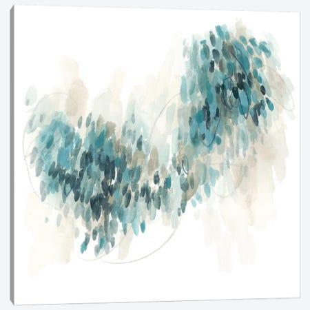 Pixel Vista II Canvas Print #JEV1351} by June Erica Vess Art Print