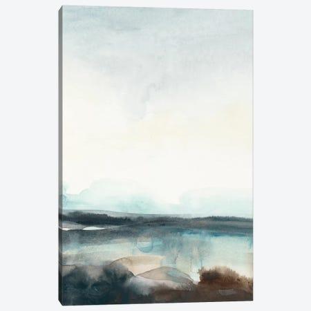 Horizon Flow I Canvas Print #JEV135} by June Erica Vess Art Print