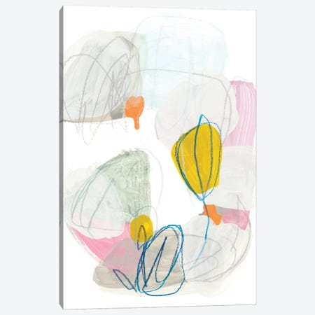 Shift Change II Canvas Print #JEV1367} by June Erica Vess Art Print