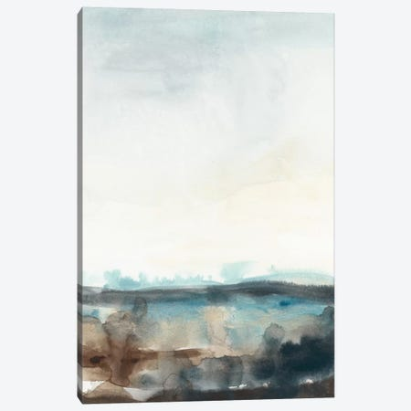 Horizon Flow II Canvas Print #JEV136} by June Erica Vess Art Print