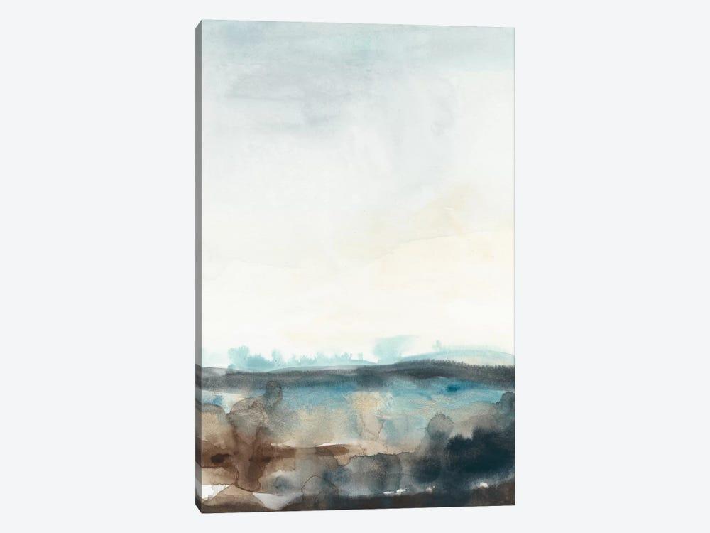 Horizon Flow II by June Erica Vess 1-piece Canvas Wall Art