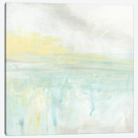 Subtle Sunrise I 3-Piece Canvas #JEV1376} by June Erica Vess Canvas Wall Art