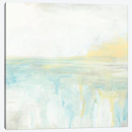 Subtle Sunrise II Canvas Print #JEV1377} by June Erica Vess Canvas Artwork