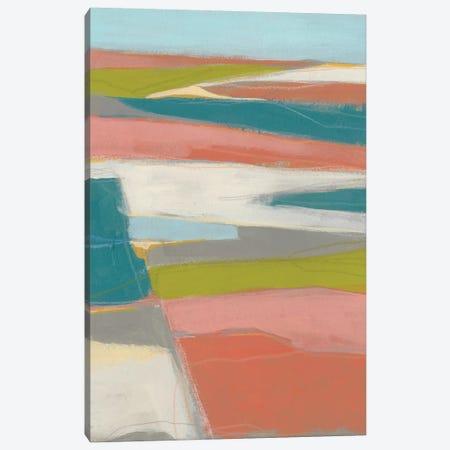 Sun Valley I Canvas Print #JEV1378} by June Erica Vess Art Print