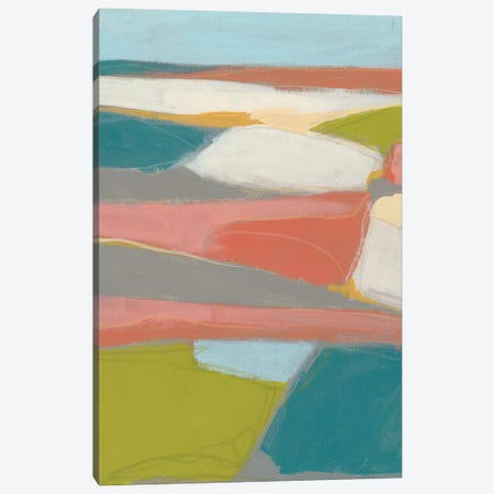 Sun Valley II Canvas Print #JEV1379} by June Erica Vess Canvas Art Print