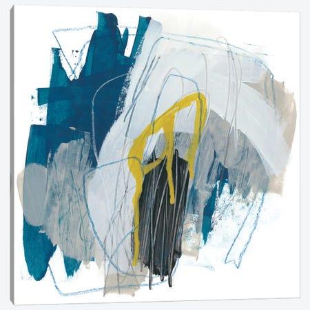 Symphony in Riffs I Canvas Print #JEV1382} by June Erica Vess Canvas Art