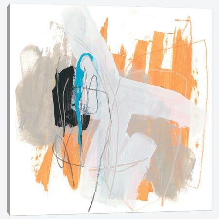 Symphony in Riffs IV Canvas Print #JEV1385} by June Erica Vess Art Print
