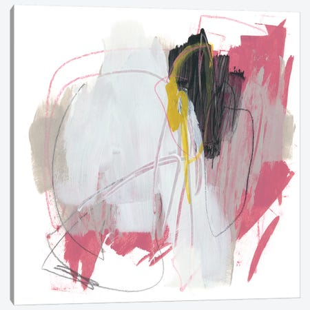 Symphony in Riffs IX Canvas Print #JEV1386} by June Erica Vess Canvas Print
