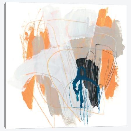 Symphony in Riffs VI Canvas Print #JEV1388} by June Erica Vess Canvas Artwork