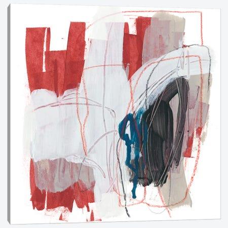 Symphony in Riffs VIII Canvas Print #JEV1390} by June Erica Vess Canvas Print