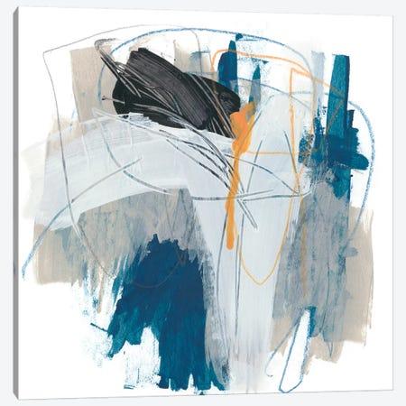 Symphony in Riffs X 3-Piece Canvas #JEV1391} by June Erica Vess Canvas Print