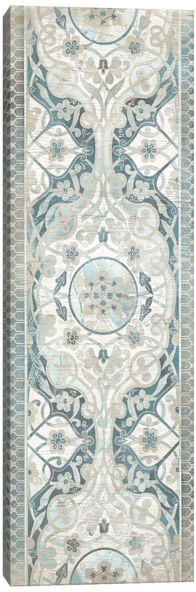 Vintage Persian Panel I Canvas Art Print