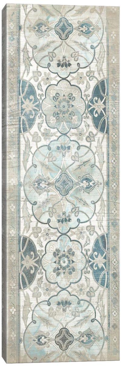 Vintage Persian Panel II Canvas Art Print