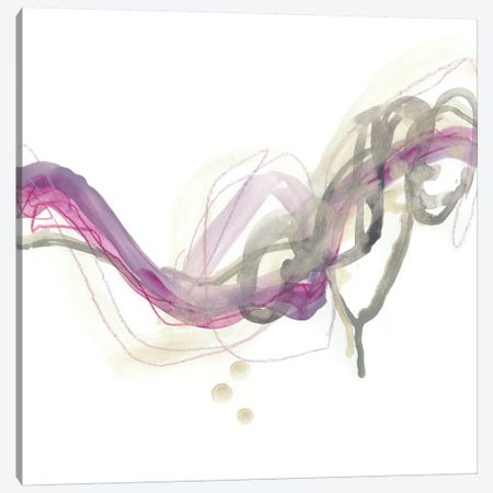 Wave Equation III Canvas Print #JEV1443} by June Erica Vess Art Print