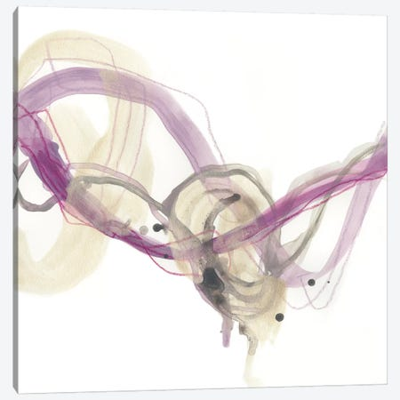 Wave Equation IV Canvas Print #JEV1444} by June Erica Vess Canvas Art