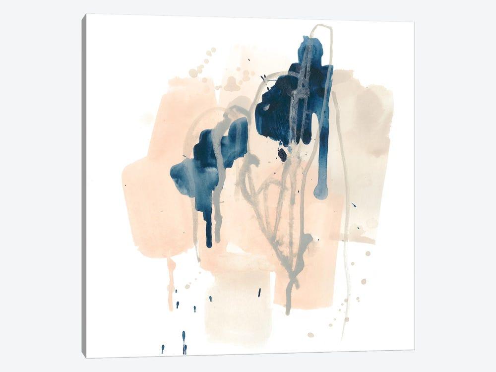 Azurite II by June Erica Vess 1-piece Canvas Wall Art