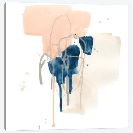 Azurite III Canvas Print #JEV1463} by June Erica Vess Canvas Art Print