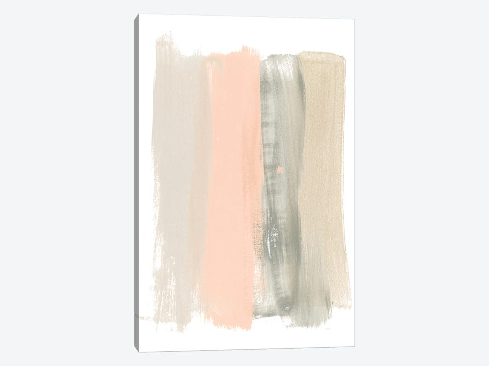 Blush Abstract II by June Erica Vess 1-piece Art Print