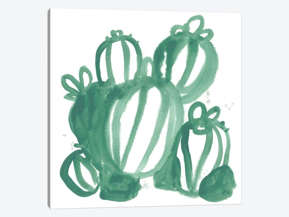 Boho Tropicals III by June Erica Vess 1-piece Canvas Art