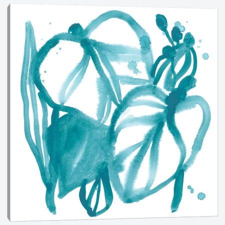 Boho Tropicals V Canvas Print #JEV1482} by June Erica Vess Art Print
