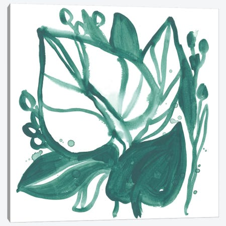Boho Tropicals VI Canvas Print #JEV1483} by June Erica Vess Art Print
