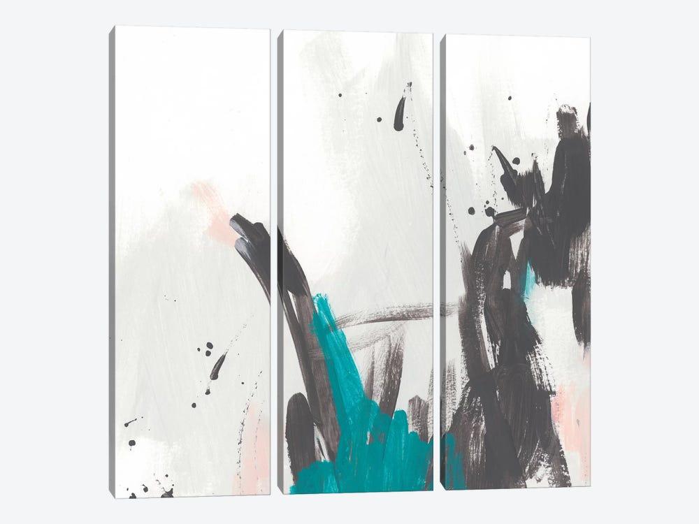 Extant II by June Erica Vess 3-piece Canvas Artwork