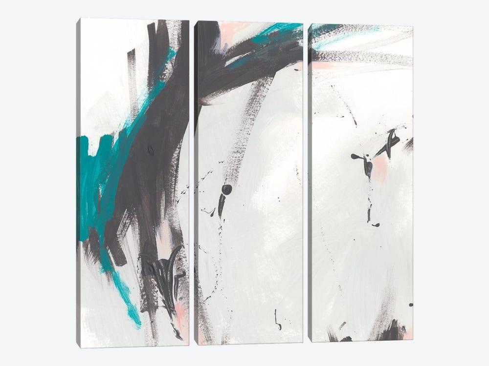 Extant III by June Erica Vess 3-piece Canvas Art