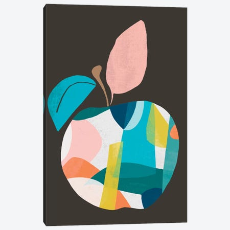 Fab Fruit II Canvas Print #JEV1513} by June Erica Vess Canvas Print
