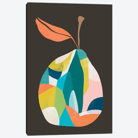 Fab Fruit IV Canvas Print #JEV1515} by June Erica Vess Canvas Art