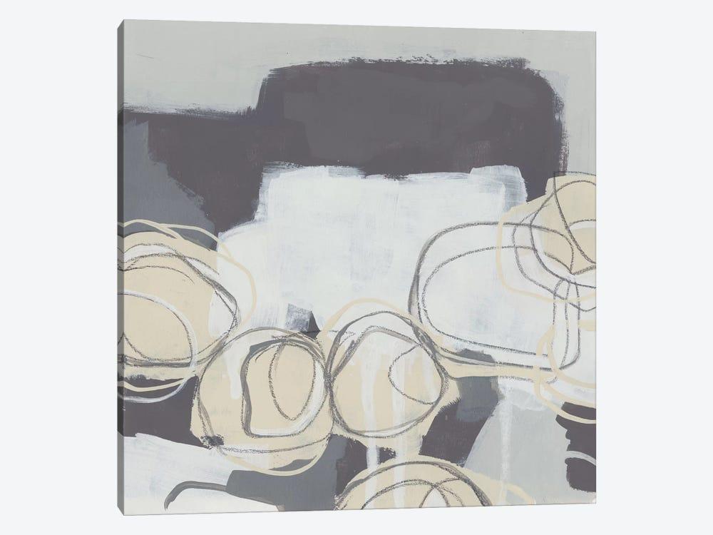 Granite Rose I by June Erica Vess 1-piece Canvas Art