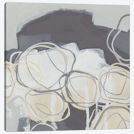 Granite Rose III Canvas Print #JEV1543} by June Erica Vess Canvas Artwork