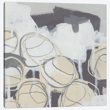 Granite Rose IV 3-Piece Canvas #JEV1544} by June Erica Vess Canvas Print