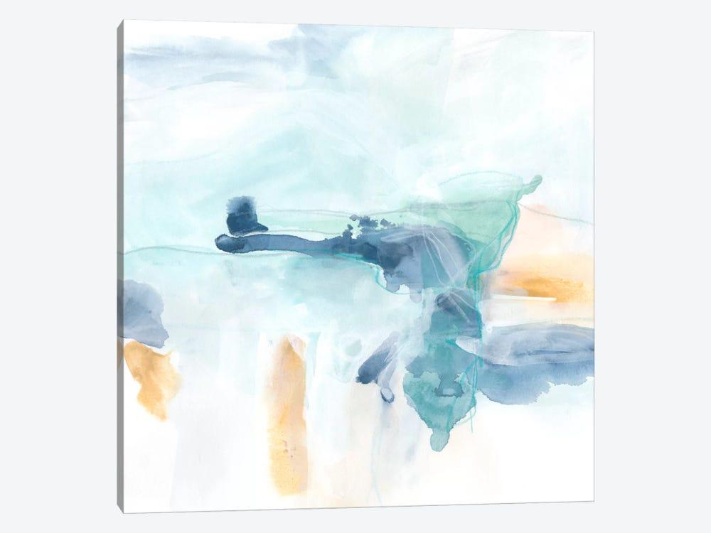 Liquid Vista II by June Erica Vess 1-piece Canvas Wall Art