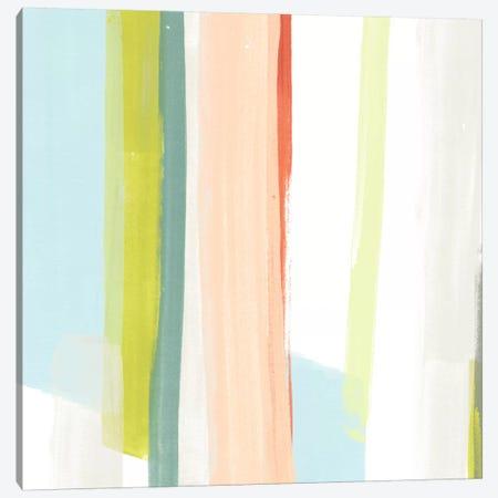 Litmus I Canvas Print #JEV155} by June Erica Vess Art Print