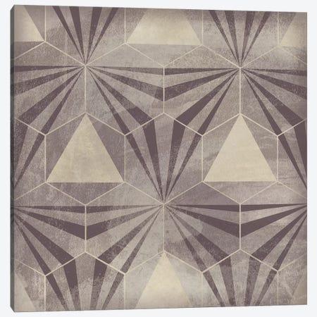 Hexagon Tile VI 3-Piece Canvas #JEV1563} by June Erica Vess Canvas Artwork