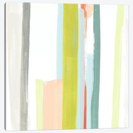 Litmus III Canvas Print #JEV157} by June Erica Vess Art Print