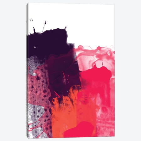 Liquid Swatch I Canvas Print #JEV1580} by June Erica Vess Canvas Wall Art