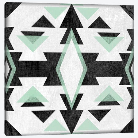 Modern Aztec Motif IV 3-Piece Canvas #JEV1585} by June Erica Vess Art Print