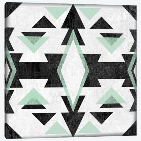 Modern Aztec Motif IV Canvas Print #JEV1585} by June Erica Vess Art Print