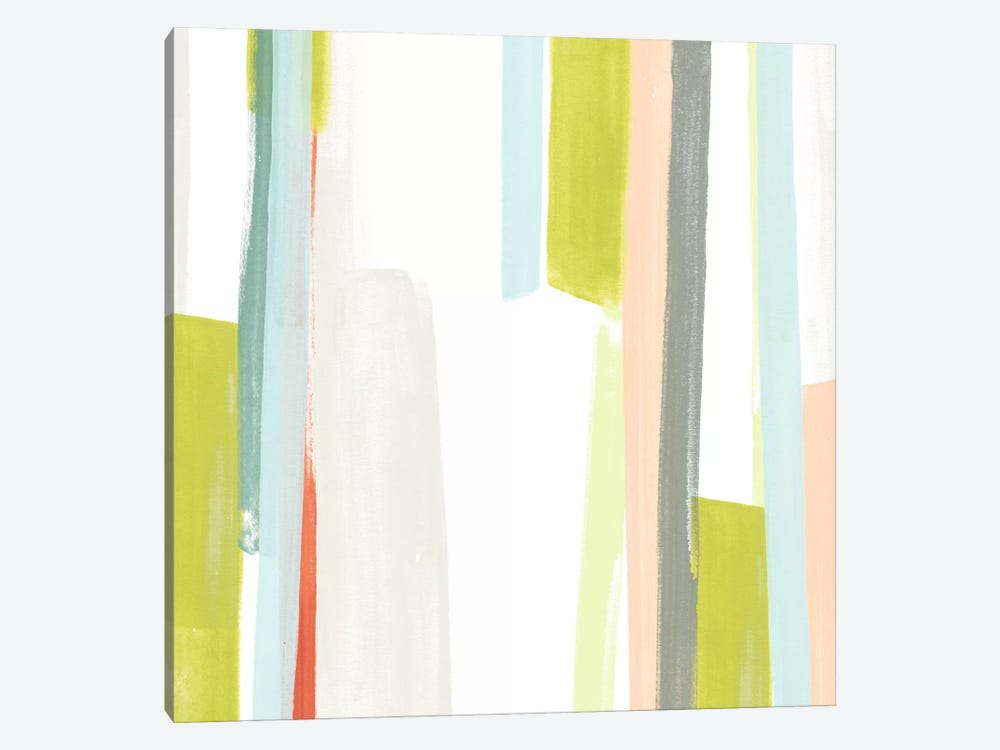 Litmus IV by June Erica Vess 1-piece Canvas Art