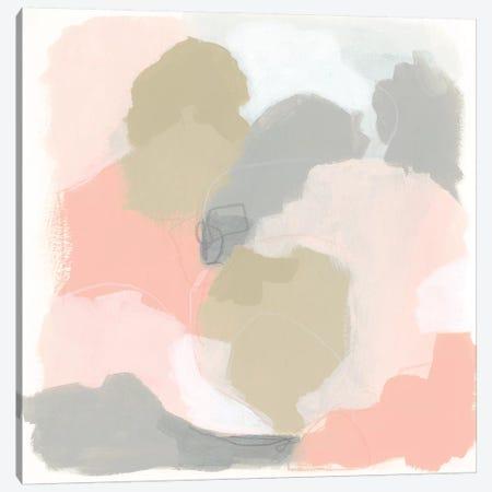 Pink Cloud II Canvas Print #JEV1591} by June Erica Vess Canvas Print