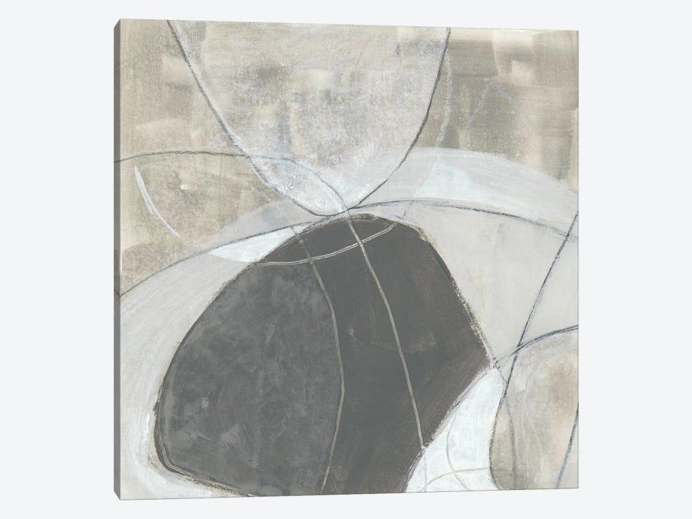 Rock Garden I by June Erica Vess 1-piece Canvas Print