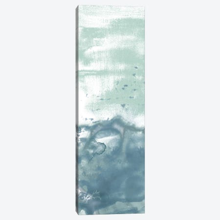Sea Spray Horizon I Canvas Print #JEV1612} by June Erica Vess Canvas Wall Art