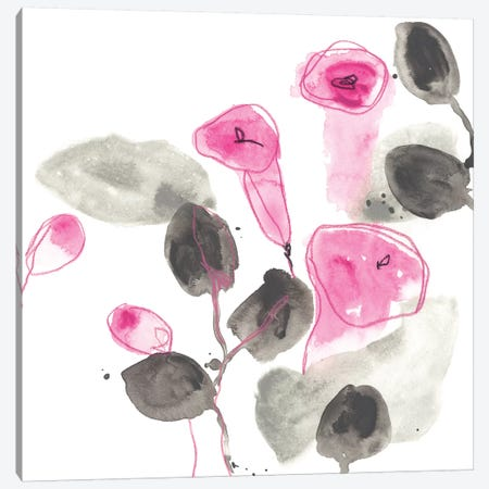 Snapdragon IV Canvas Print #JEV1625} by June Erica Vess Canvas Artwork