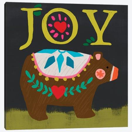 Nordic Joy I Canvas Print #JEV1665} by June Erica Vess Canvas Artwork