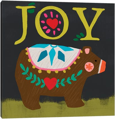 Nordic Joy I Canvas Art Print
