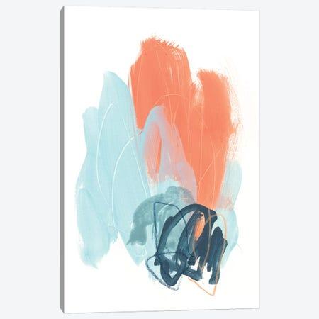 Blaze I Canvas Print #JEV1669} by June Erica Vess Canvas Print