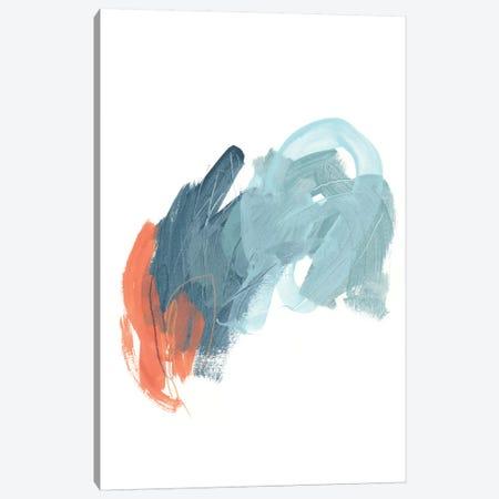 Blaze II Canvas Print #JEV1670} by June Erica Vess Canvas Artwork